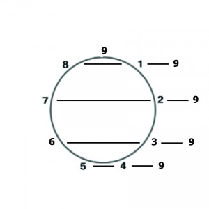 circle-9